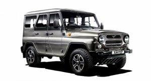 выбор автомобиля УАЗ
