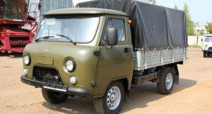 обзор и описание автомобиля УАЗ 3303