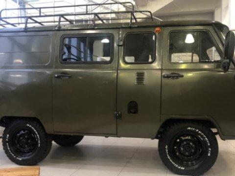Начались продажи УАЗ Комби Трофи