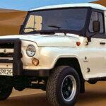 УАЗ Тайга - модификация Хантер для Германии