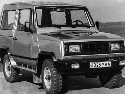 УАЗ-3171 фотографии несерийного внедорожника