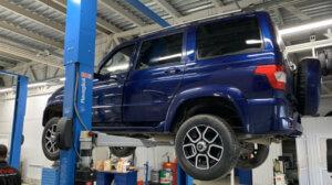 Основные слабые места и неполадки УАЗ Патриот