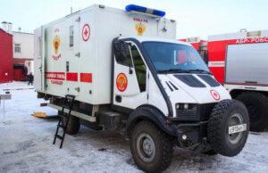 УАЗ Т-РЕКС - грузовик итальянского происхождения