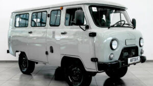 Описание модели УАЗ-2206