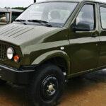 УАЗ-2970 - УАЗовский гибрид оказался проблемным и продолжения не получил
