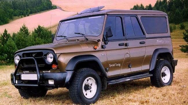 Обзор модели УАЗ-3159: характеристики, описание и модификация