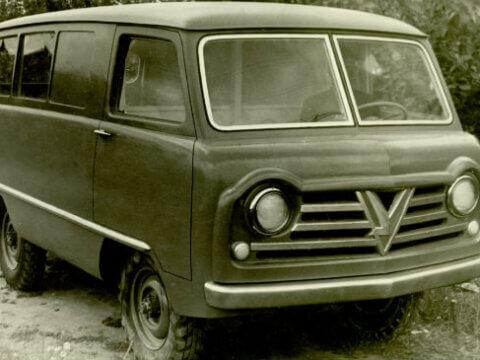 История создания автомобиля УАЗ-450
