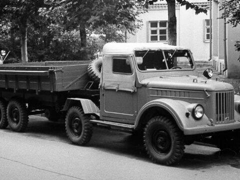 Технические характеристики лёгкого грузовика УАЗ-456